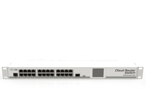 MIKROTIK Cloud Router Switch 125-24G-1S-RM