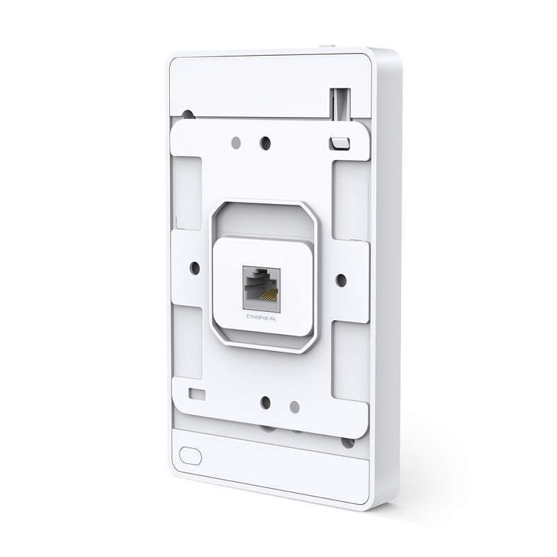 TP-LINK Omada AC1200 Wireless MU-MIMO Wall-Plate Access Point (EAP225-Wall)