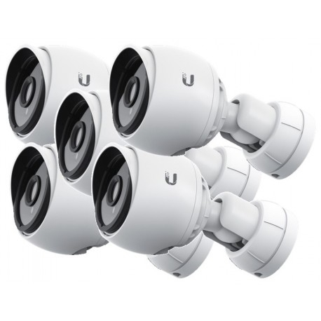UBIQUITI UniFi Video Camera G3 AF, 5 pack (UVC-G3-AF-5)